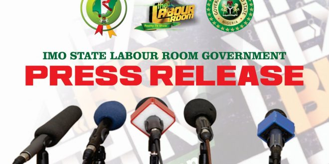 BREAKING NEWS: THE LABOUR ROOM GOVERNOR FOR IMO STATE APPOINTS NEWS COMMISSIONERS AND SPECIAL ADVISERS