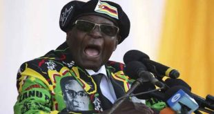 South Africa Let Me Down, Says Mugabe