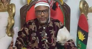 Nnamdi Kanu places N1m bounty on overseas traveling schedule of South-East govs