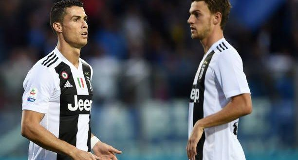 Ronaldo Quarantined After Teammate, Rugani Tested Positive To Coronavirus
